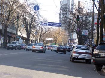 Конструкция №101 - Сторона А (Фото тролла на Артема вул., 8)