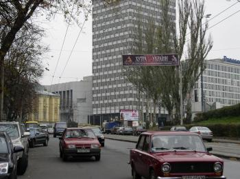 Конструкция №1102 - Сторона А (Фото тролла на Еспланадна вул., 30)