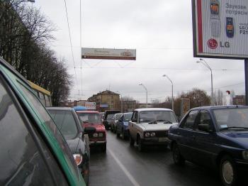 Конструкция №1201 - Сторона B (Фото тролла на Кутузова вул., 16/19.)