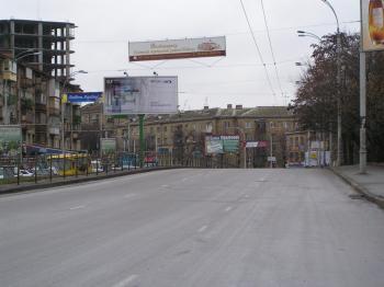 Конструкция №1207 - Сторона А (Фото тролла на Кутузова вул., 4)