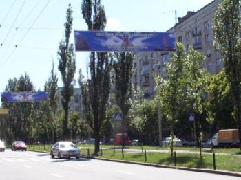 Конструкция №1302 - Сторона B (Фото тролла на Л.Українки б-р, 3)