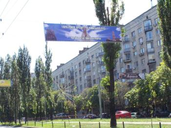 Конструкция №1303 - Сторона B (Фото тролла на Л.Українки б-р, 3)