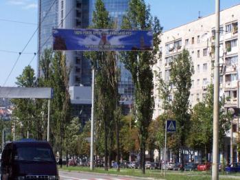 Конструкция №1304 - Сторона B (Фото тролла на Л.Українки б-р, 12)