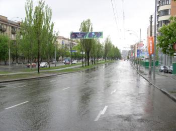 Конструкция №1311 - Сторона А (Фото тролла на Л.Українки б-р, 9)