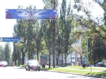 Конструкция №1314 - Сторона B (Фото тролла на Л.Українки б-р, 9-А)