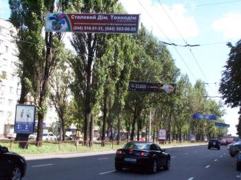Конструкция №1319 - Сторона А (Фото тролла на Л.Українки б-р, 24)