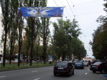 Конструкция №1322 - Сторона А (Фото тролла на Л.Українки б-р, 24-А)