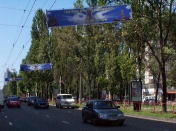 Конструкция №1322 - Сторона B (Фото тролла на Л.Українки б-р, 24-А)
