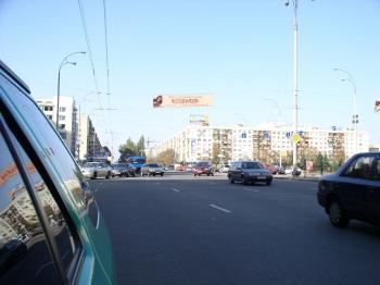 Конструкция №1326 - Сторона B (Фото тролла на Л.Українки б-р, 26)