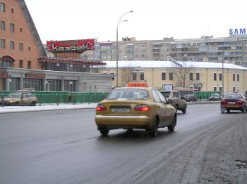 Конструкция №1331 - Сторона А (Фото тролла на Л.Українки б-р, 19)
