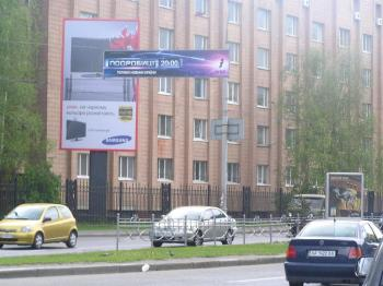 Конструкция №1401 - Сторона B (Фото тролла на Московська вул., 43)
