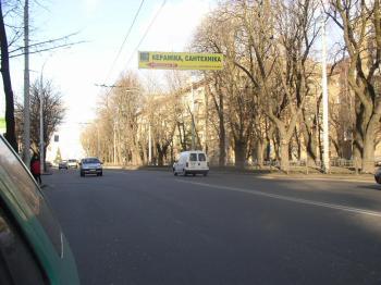 Конструкция №1402 - Сторона B (Фото тролла на Московська вул., 41/2.)
