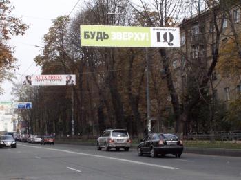 Конструкция №1403 - Сторона B (Фото тролла на Московська вул., 42/2.)