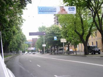 Конструкция №1405 - Сторона А (Фото тролла на Московська вул., 38)