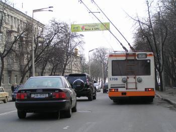 Конструкция №1611 - Сторона B (Фото тролла на Січневого повстання вул., 28)