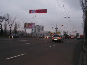 Конструкция №2309 - Сторона А (Фото тролла на Возз`єднання пр-т, 13)