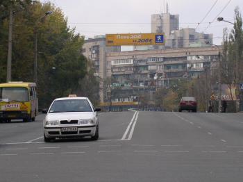 Конструкция №2601 - Сторона А (Фото тролла на Кіквідзе вул., 8/9.)