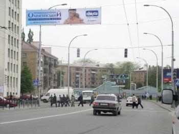 Конструкция №2701 - Сторона B (Фото тролла на Лукашевича вул., 15)