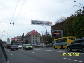 Конструкция №2901 - Сторона B (Фото тролла на О.Довженко вул., 16)