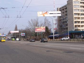 Конструкция №2902 - Сторона А (Фото тролла на О.Довженко вул., 10)