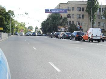 Конструкция №2903 - Сторона B (Фото тролла на О.Довженко вул., 16)