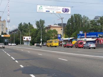 Конструкция №2911 - Сторона А (Фото тролла на О.Довженко вул., 2)
