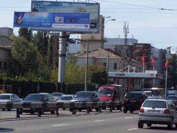 Конструкция №3007 - Сторона B (Фото тролла на Перемоги пр-т, 49)