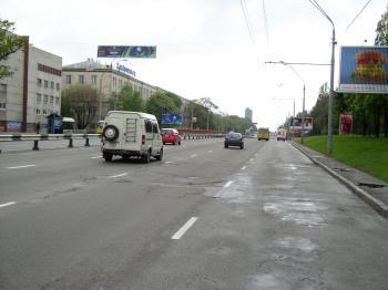 Конструкция №3008 - Сторона B (Фото тролла на Перемоги пр-т, 56)