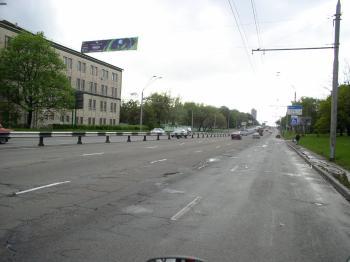 Конструкция №3010 - Сторона B (Фото тролла на Перемоги пр-т, 60/2.)