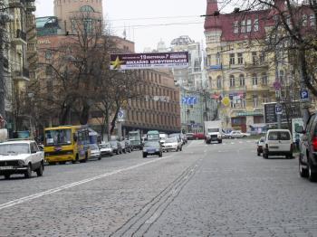 Конструкция №301 - Сторона А (Фото тролла на В.Васильківська вул., 40)