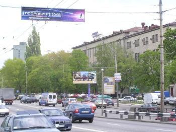 Конструкция №3025 - Сторона А (Фото тролла на Перемоги пр-т, 84А)