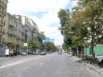 Конструкция №302 - Сторона А (Фото тролла на В.Васильківська вул., 46)