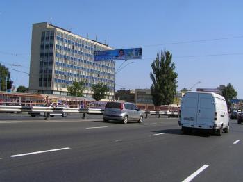 Конструкция №3034 - Сторона А (Фото тролла на Перемоги пр-т, 83/2.)
