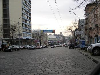 Конструкция №305 - Сторона B (Фото тролла на В.Васильківська вул., 58)