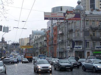 Конструкция №306 - Сторона B (Фото тролла на В.Васильківська вул., 58)
