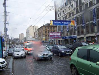Конструкция №308 - Сторона B (Фото тролла на В.Васильківська вул., 68)