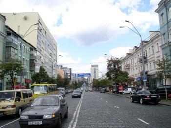 Конструкция №313 - Сторона А (Фото тролла на В.Васильківська вул., 80)