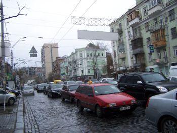 Конструкция №314 - Сторона B (Фото тролла на В.Васильківська вул., 82)