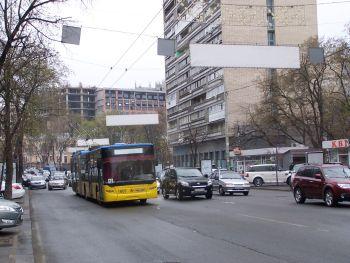 Конструкция №315 - Сторона B (Фото тролла на В.Васильківська вул., 90)