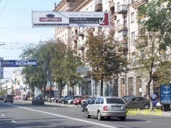 Конструкция №316 - Сторона А (Фото тролла на В.Васильківська вул., 90)