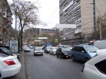 Конструкция №316 - Сторона B (Фото тролла на В.Васильківська вул., 90)