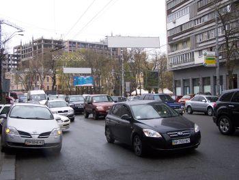 Конструкция №317 - Сторона B (Фото тролла на В.Васильківська вул., 92)