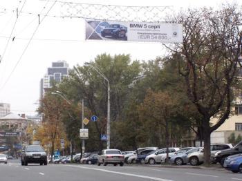 Конструкция №319 - Сторона А (Фото тролла на В.Васильківська вул., 79)