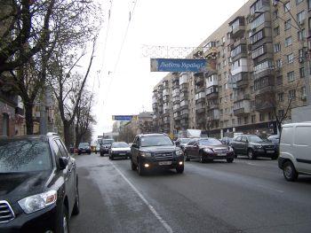 Конструкция №319 - Сторона B (Фото тролла на В.Васильківська вул., 79)