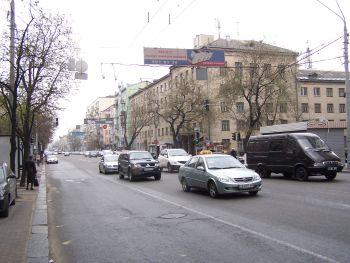 Конструкция №321 - Сторона B (Фото тролла на В.Васильківська вул., 102)