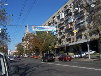Конструкция №322 - Сторона А (Фото тролла на В.Васильківська вул., 104)