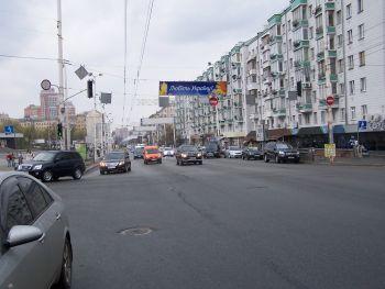 Конструкция №324 - Сторона B (Фото тролла на В.Васильківська вул., 112)