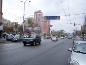 Конструкция №325 - Сторона B (Фото тролла на В.Васильківська вул., 122)