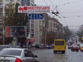 Конструкция №328 - Сторона А (Фото тролла на В.Васильківська вул., 143)