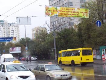 Конструкция №4011 - Сторона А (Фото тролла на 40-річчя Жовтня пр-т, 59)
